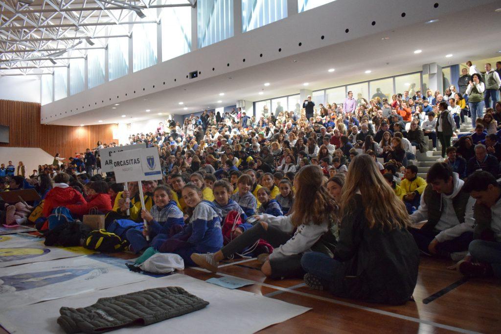 4.000 personas en la 42 Olimpiada Marianista